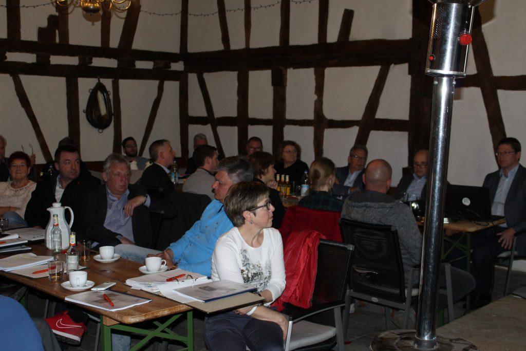 5. Mitgliederversammlung des Vereins Regionalentwicklung Limburg-Weilburg e.V.