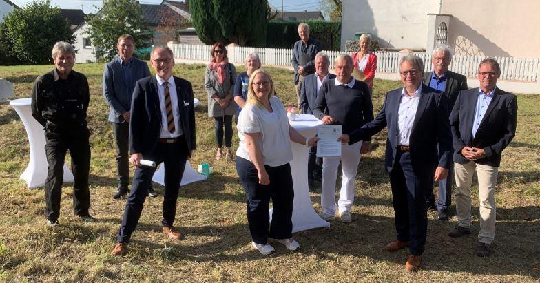 Euro 500.000,- für Neu- und Ausbau einer Landarztpraxis in Elbtal